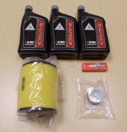 New 2007-2013 Honda TRX 420 TRX420 Rancher OE Complete Oil S