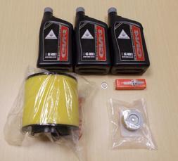 New 2014 Honda TRX 420 TRX420 Rancher OE Complete Oil Servic