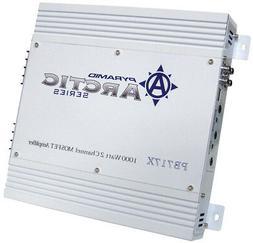 NEW PYRAMID ARCTIC PB717X 2 CHANNEL 1000 WATT CAR AUDIO AMPL