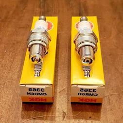 NEW Genuine NGK Spark Plug CMR6H 2-Pack STIHL BR600 BR800 BG