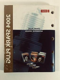 Denso Spark Plug Automotive Catalog 2004