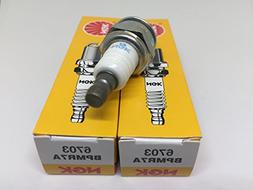 NGK Spark Plug Bpmr7a for Stihl, Husqvarna, Poulan Power Equ