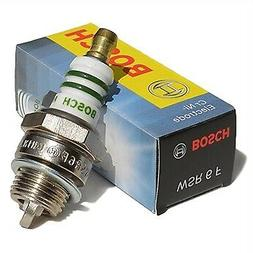 Bosch spark plug fits many chainsaws and cut off saws