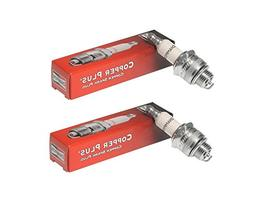 Champion RCJ4-2PK Copper Plus Small Engine Spark Plug Stock