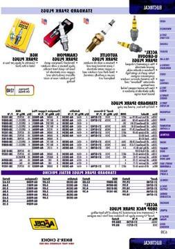Autolite Spark Plugs 4316 AUTOLITE SPK PLUG XL900CC BX/4